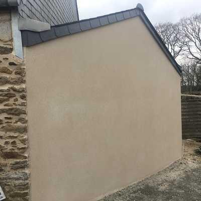 Extension de maison- Ploubalay