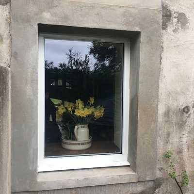 Ouverture d'un mur porteur pour création d'une fenêtre
