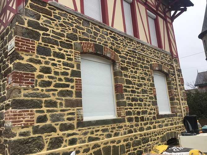Rénovation maison : joints à la chaux - Saint Malo img1511