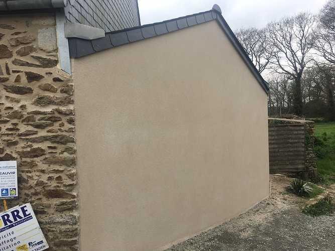 Extension de maison- Ploubalay 0