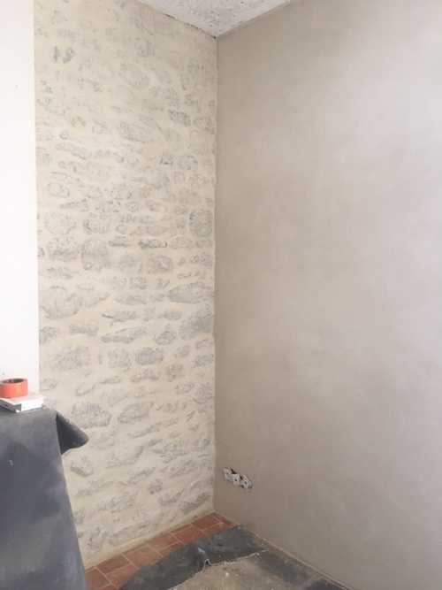 Rénovation de joints pierre et badigeons intérieurs 0