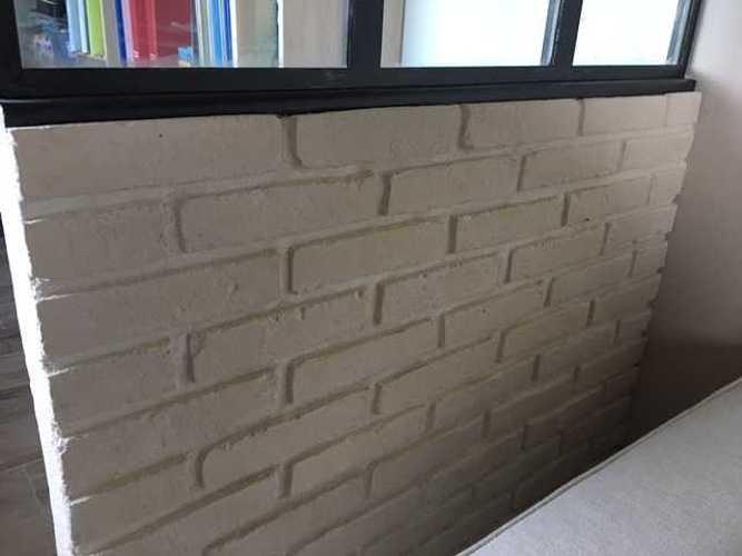 Percement du mur porteur et création d''une verrière img2186